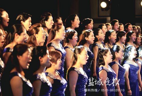唱响江苏紫金合唱节