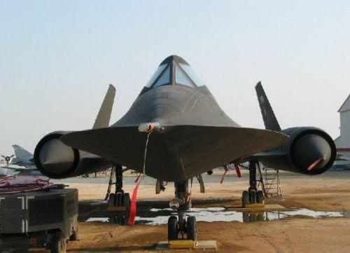 """这无疑表明,这种还在设计中的飞机将会和""""黑鸟""""一样,是一种超过音速3"""