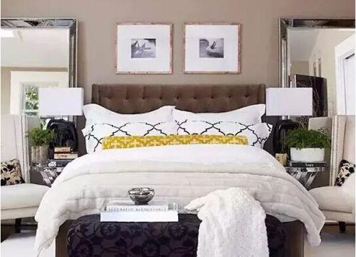 欧式慵懒风格卧室