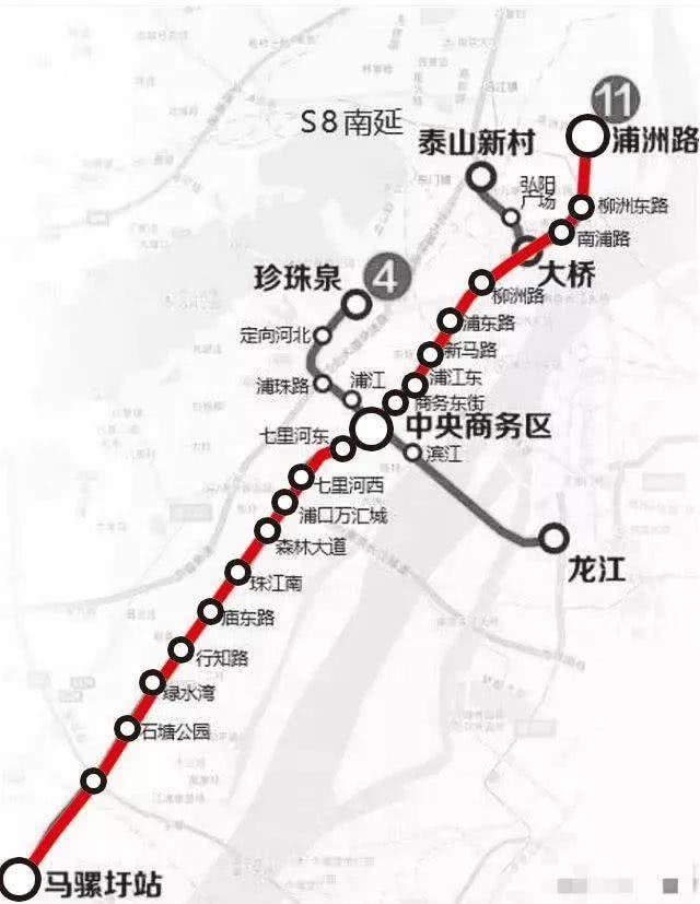 南京地铁11号线年底开工 有望引入混合街区模式建站点