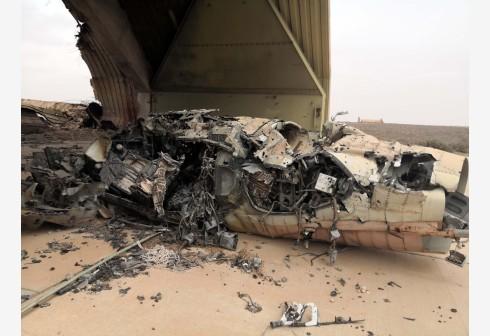 利比亚民族团结政府夺回瓦提耶空