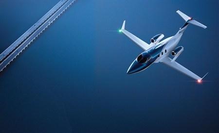 本田推出首款喷气式飞机hondajet