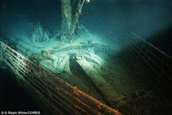 泰坦尼克号沉船打捞公司藏品部副总裁亚历山德拉-克林格豪法