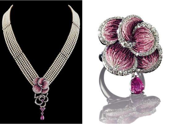 马赛克皇帝跨界珠宝设计
