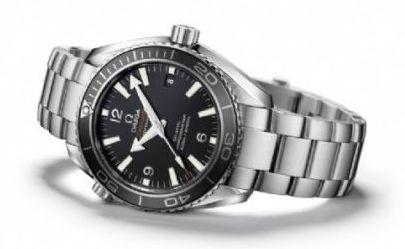 007全新邦德腕表:欧米茄海马系列潜水表图片